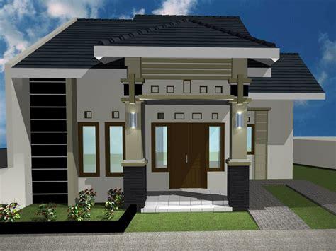 20 gambar desain rumah minimalis sederhana berbagai type