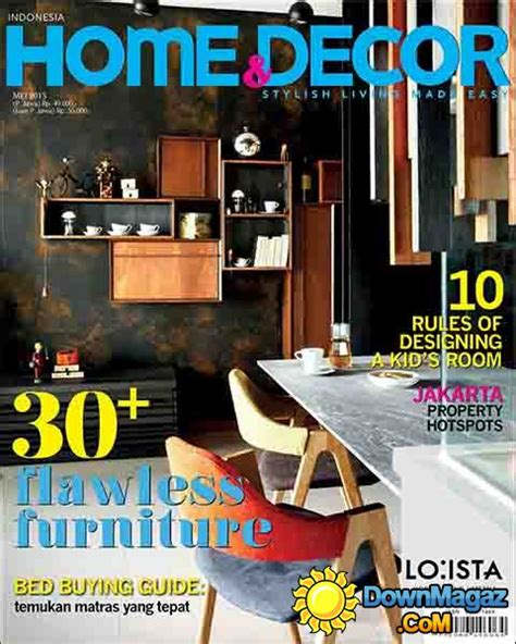 home decor magazines free download home decor indonesia may 2013 187 download pdf magazines