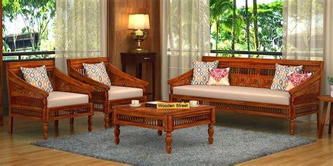 Online Free House Design wooden sofa sets online buy solid wood sofa set upto 65
