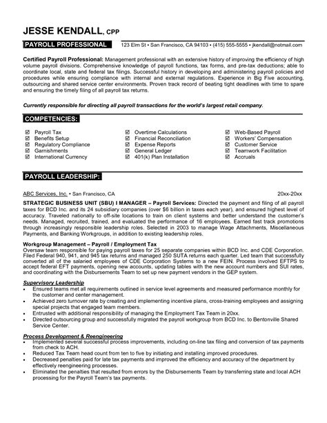 cv templates for it professionals 10 professional resume exles 2016 writing resume sle
