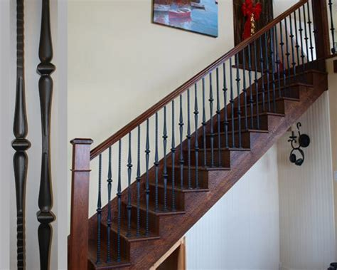 Metal Banisters by Metal Balusters Usa For Basket Knuckle Spoon Twist