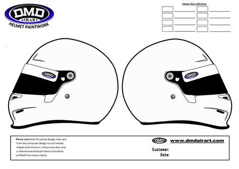 bell helmet design template design templates www dmdairart com helmet painting and