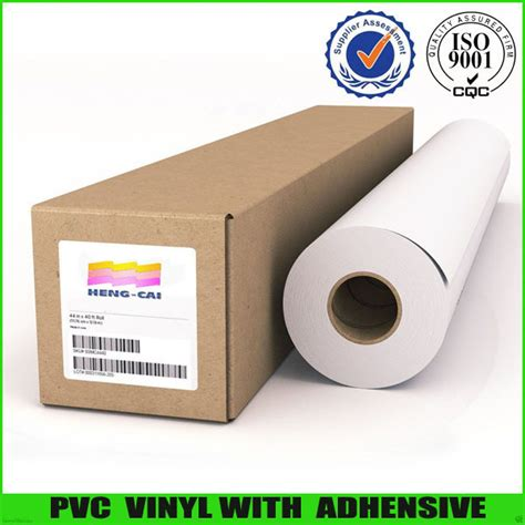 printable vinyl roll pigment printable self adhesive pvc vinyl roll buy self