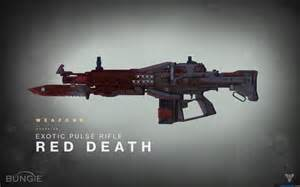 Destiny 39 the red death 39 une arme du jeu melty fr