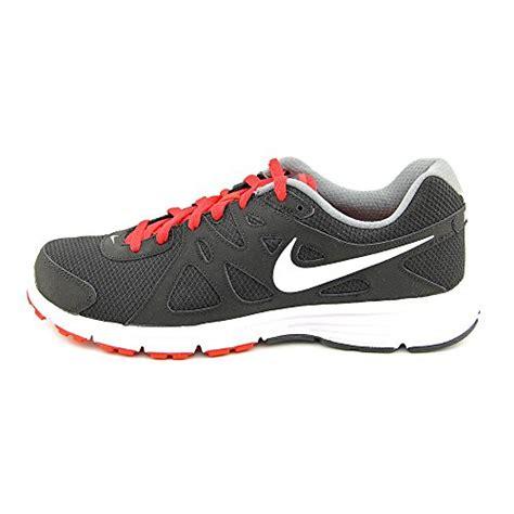 Nike Revolution 2 5 usa nike mens nike revolution 2 running shoes 10 5 us black white varsity cl gry