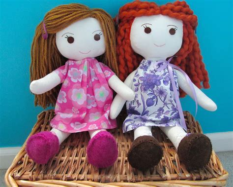 pattern sewing doll simple rag doll patterns wee wonderfuls sewing rag