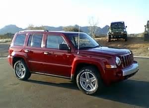 Jeep Patriot 2006 The Jeep Patriot 2006 2014 Car Universe