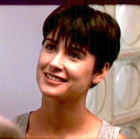 short hairstyles 1985 demi moore ghost 1 ghost pinterest demi moore big