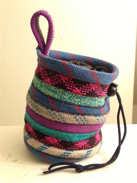 Rope Bag Diy - 1000 ideas about rock climbing rope on rock