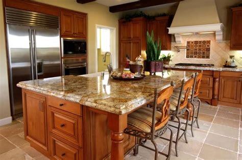 what color countertops go with maple cabinets golden oak kitchen cabinets granite granite countertop