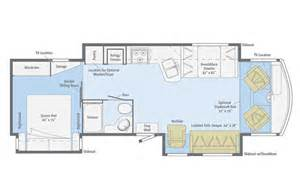 Winnebago Class C Motorhomes Floor Plans by 2013 Winnebago Motorhome Floor Plans 2013 Wiring Diagram