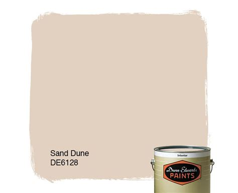 dunn edwards paints paint color sand dune de6128 click for a free color sle
