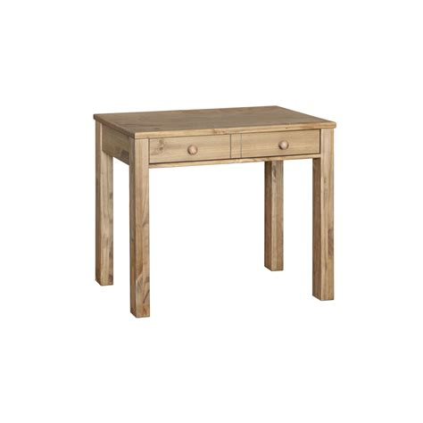 Pine Console Table Hacienda Waxed Pine Console Table Tables For Your Home