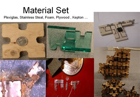 Different Materials by Pit Project Page For George Alex Popescu