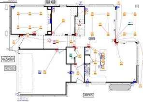 Electrical Floor Plans Building Our Castle Fowler Homes Electrical Plans With