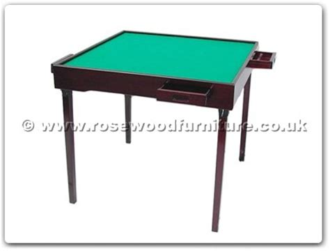 world prices in us for redwood folding legs mahjong table