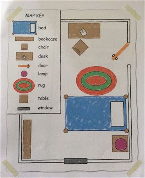 map of my bedroom 4 22 15 ms cindy s class 1 15