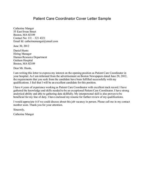 lpn sample cover letter the best letter sample