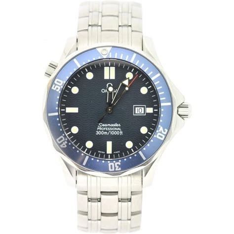 omega mens used omega seamaster quartz watches