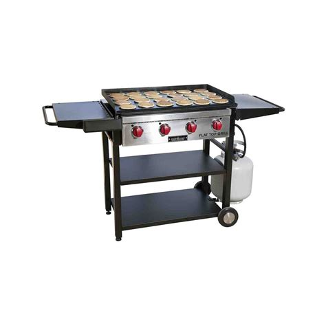 outdoor propane flat top grill home furniture design