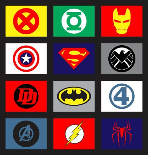 supercar logos it wasn t too bad although the avengers logo was a