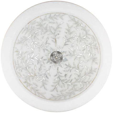 linkasink mother of pearl sink linkasink mi11 bathroom fixtures round floral mother of