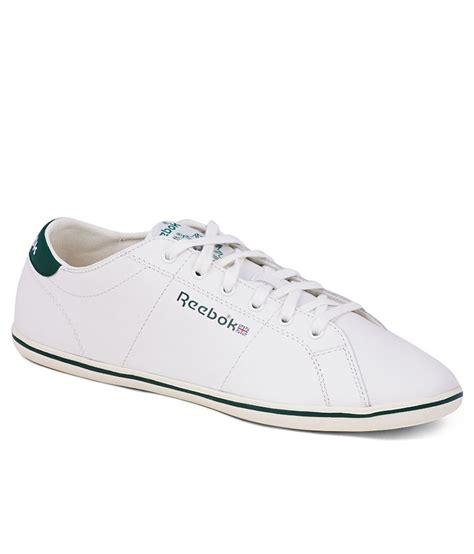 buy reebok cl npc plimsole white casual shoes for
