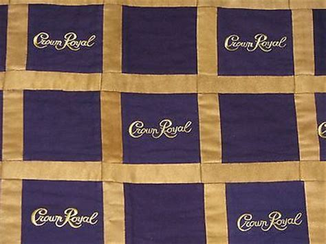quilt pattern using crown royal bags 375 best images about crown royal crafts on pinterest