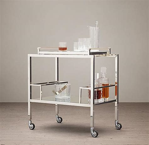 ballard designs bar cart stella bar cart ballard designs
