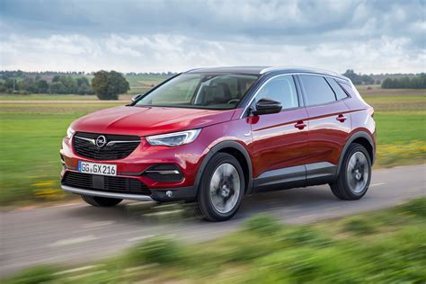 Opel Grandland 2020 by Opel Grandland X Switching Production To Germany In 2019