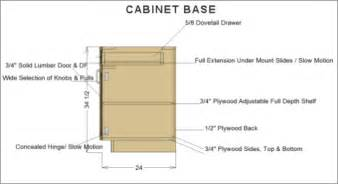 Depth Of A Kitchen Cabinet News Base Cabinet Depth On White Build A 36 Bukit
