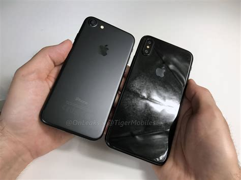 iphone 7 vs iphone 8 iphone 8 neue bilder und on zeigen finales design mobildiscounter news
