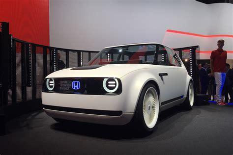 2019 Honda Electric Car by Honda Ev Concept To Reach Production Next Year Evo
