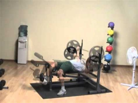 gdib46l powercenter combo bench body solid powercenter combo bench gdib46l youtube