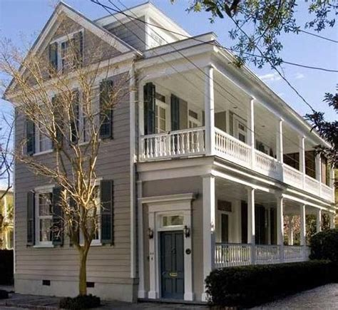 porch vs portico charleston double porch front porches pinterest