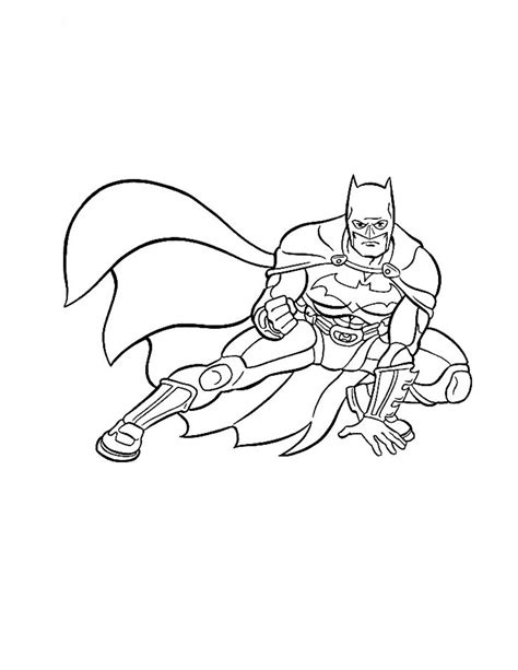 online coloring pages of batman free printable batman coloring pages for kids