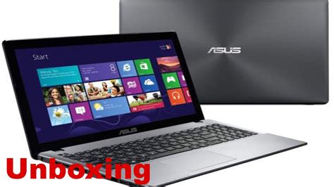 Asus Notebook Pc P550l asus f550l notebook pc unboxing german hd