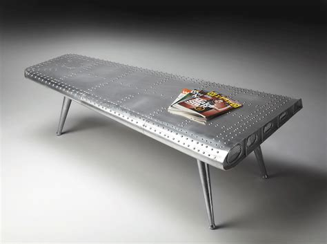 Airplane Wing Coffee Table by Airplane Wing Coffee Table Airplane Decor Airplane Room