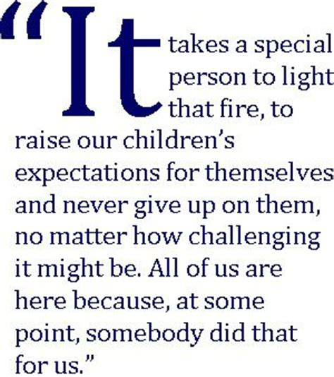Thank You Note To Special Needs Special Needs Thank You Sayings The Special Person In