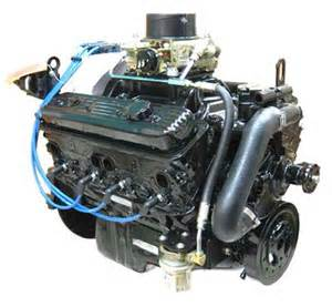 Chevrolet Marine Engines Indmar 5 7l Enhanced Base V8 Marine Engines