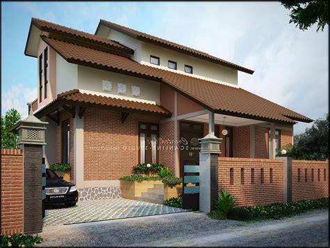 desain rumah skandinavia contoh desain rumah 2 lantai yang modern renovasi rumah net