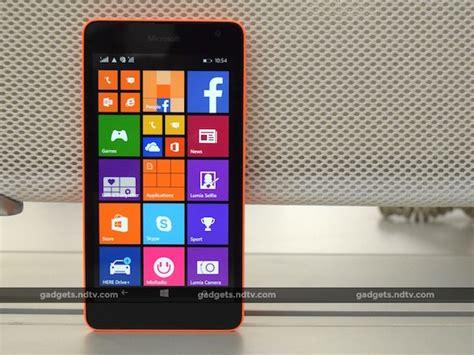 microsoft lumia 535 tech news reviews latest gadgets microsoft lumia 535 dual sim review off to a shaky start
