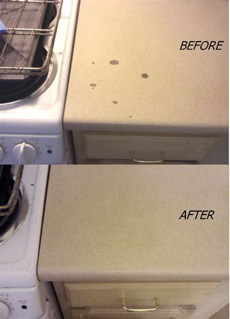 Countertop Repairs by Photo Gallery Refinished Repaired Countertops