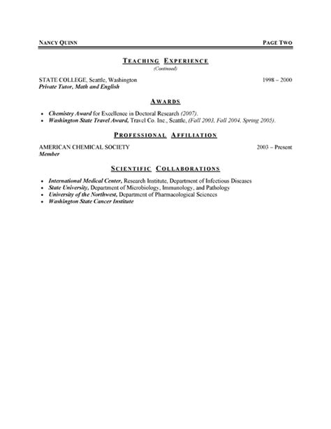 graduate student resume simple resume examples for college students