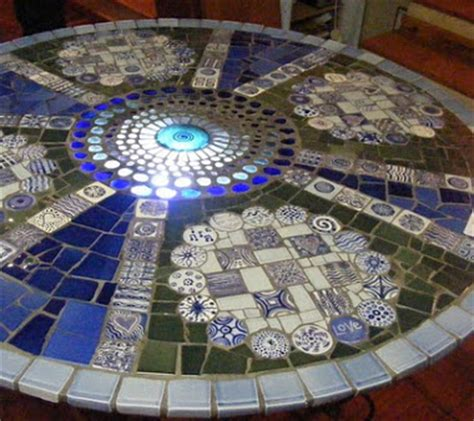 mosaic   beautiful objects  home