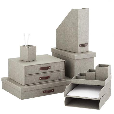 container store desk organizer bigso marten grey desktop organizer the container store