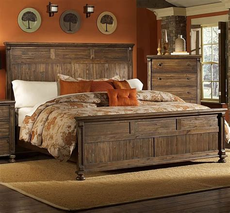 rustic king bedroom sets rustic king bedroom set bedroom at real estate