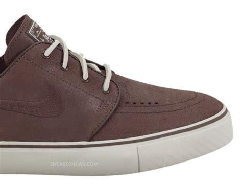 nike boat shoes nike sb zoom stefan janoski boat shoe dark oak