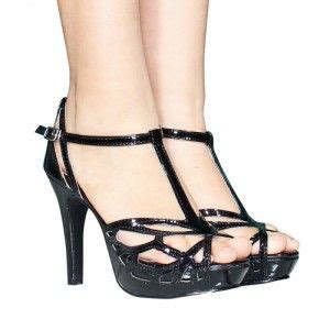 Sandal Wanita Platform Sandal Gold Merah Emas Bts 17 terbaik ide tentang sandal hak tinggi di
