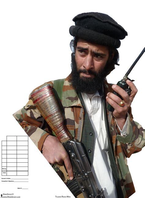 Printable Taliban Targets   all bleeding targets